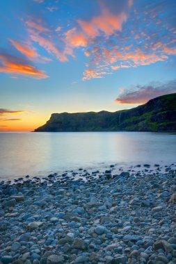 The Talisker Bay at dawn