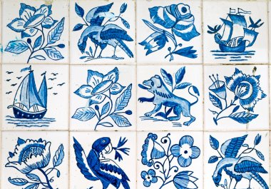 Beautiful portuguese tiles