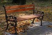 fa pad a parkban