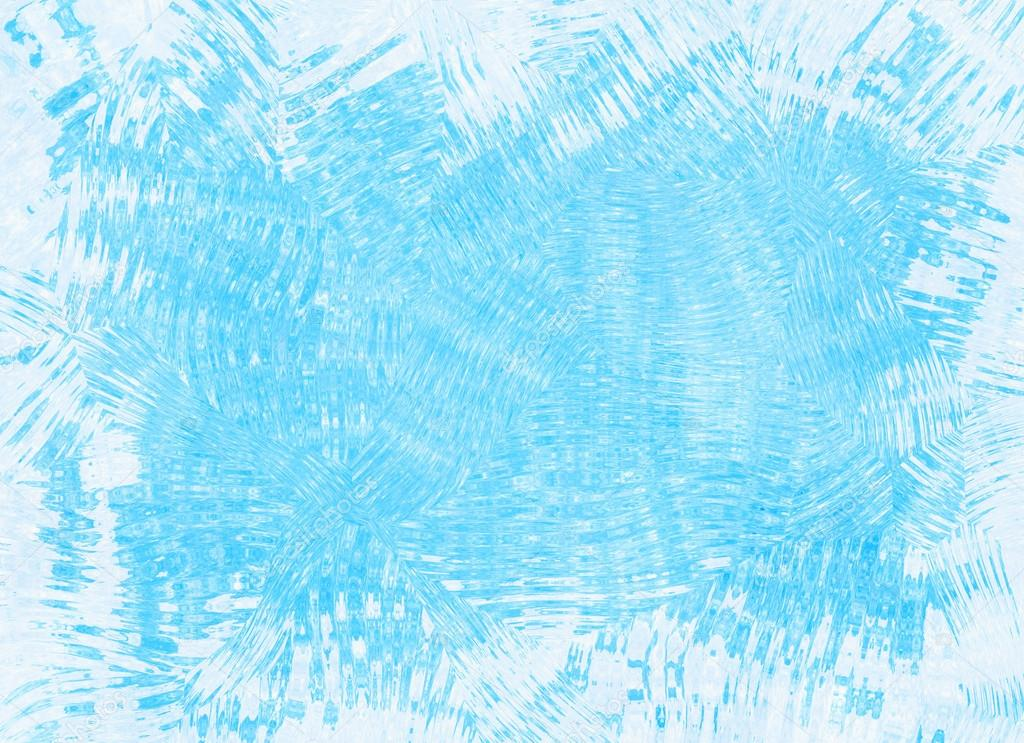 uneven frozen ice blue frame backgrounds — Stock Photo © docer2000 ...