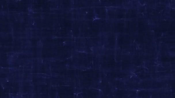 Pohybu abstraktní modré energie vlny pozadí