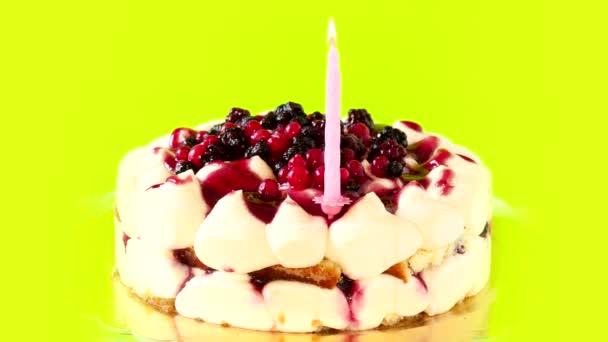 Egyéves születésnapi