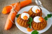 mrkvový muffiny