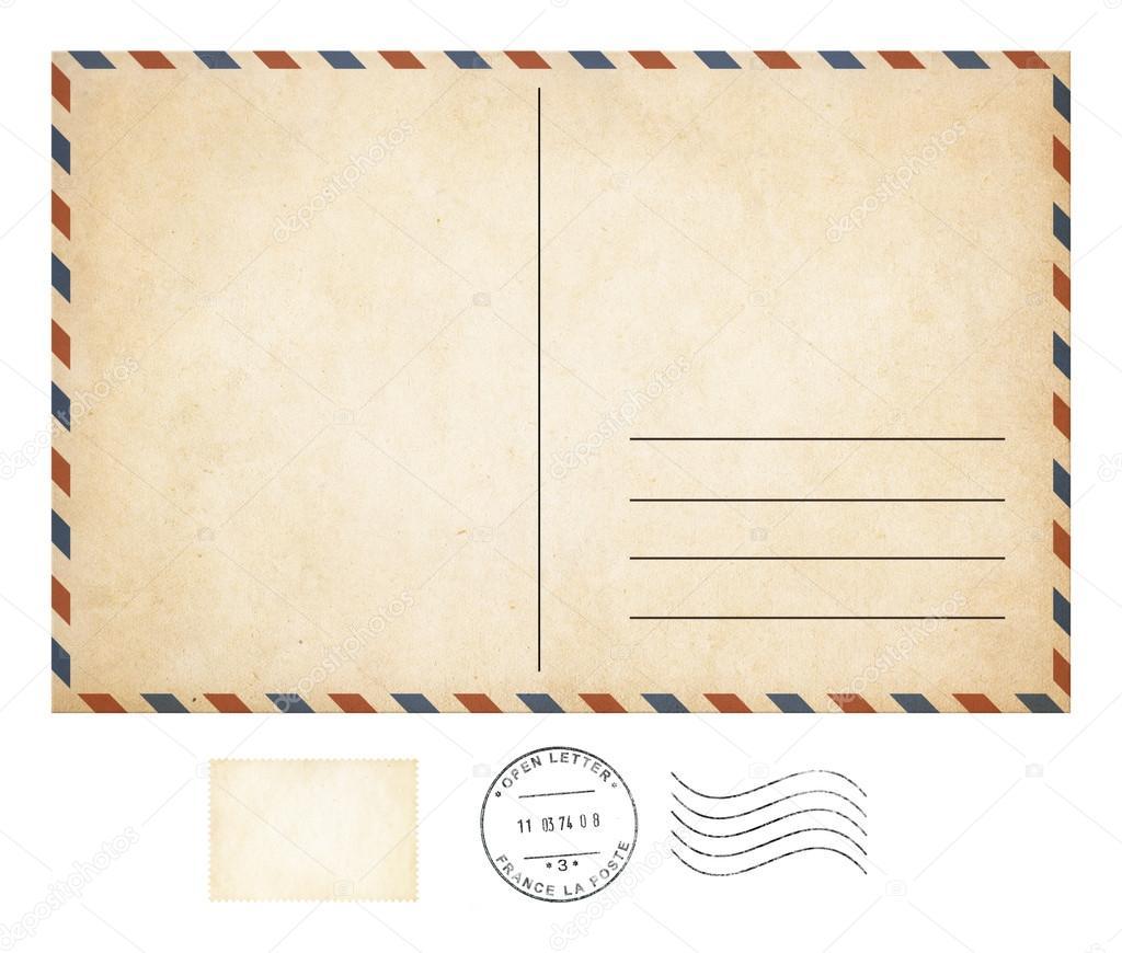 Штамп для почтовых открыток, лошадок