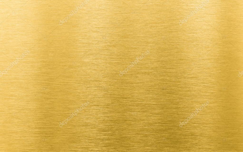 Ouro Escovado Metal Textura Ou Plano De Fundo