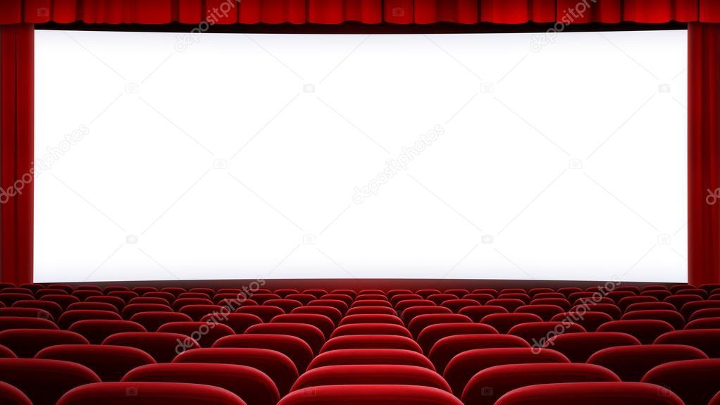 wide cinema screen backgound aspect ratio 16 9 stock photo andrey kuzmin 91297900. Black Bedroom Furniture Sets. Home Design Ideas