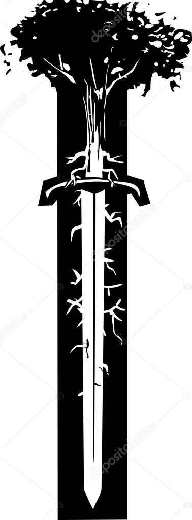 Sword Tree