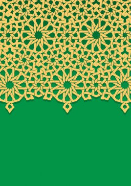 Colorful geometrical pattern