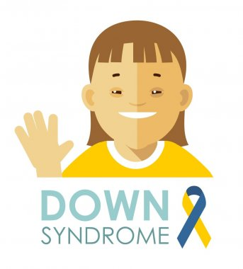 Down syndrome concept