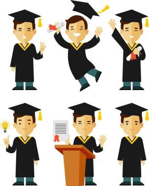 Graduate character set