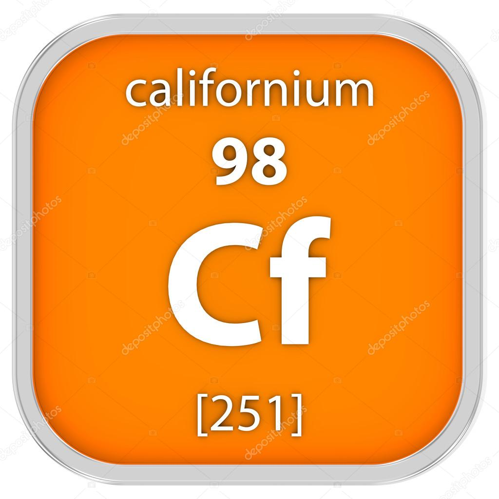 Californium material sign stock photo nmcandre 73534429 californium material on the periodic table part of a series photo by nmcandre gamestrikefo Images