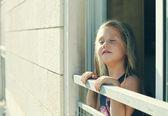 Fotografie portrét šťastná dívka