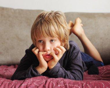 5 years old child boy