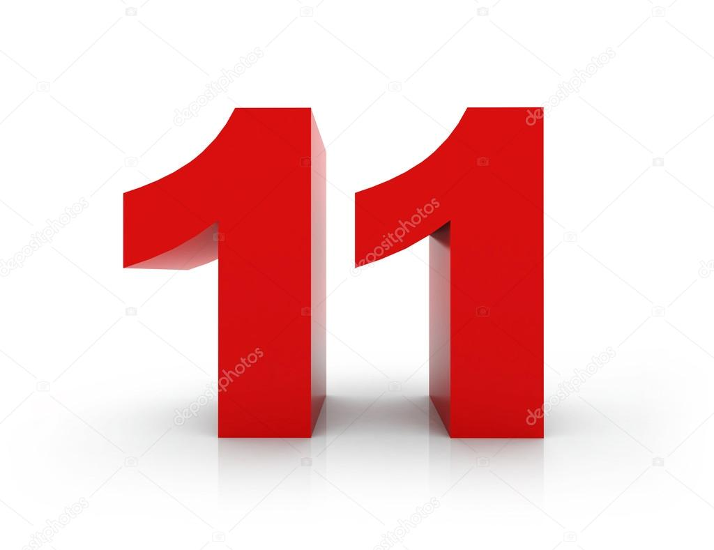 number 11  u2014 stock photo  u00a9 morenina  66714411