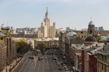 historical center of Moscow