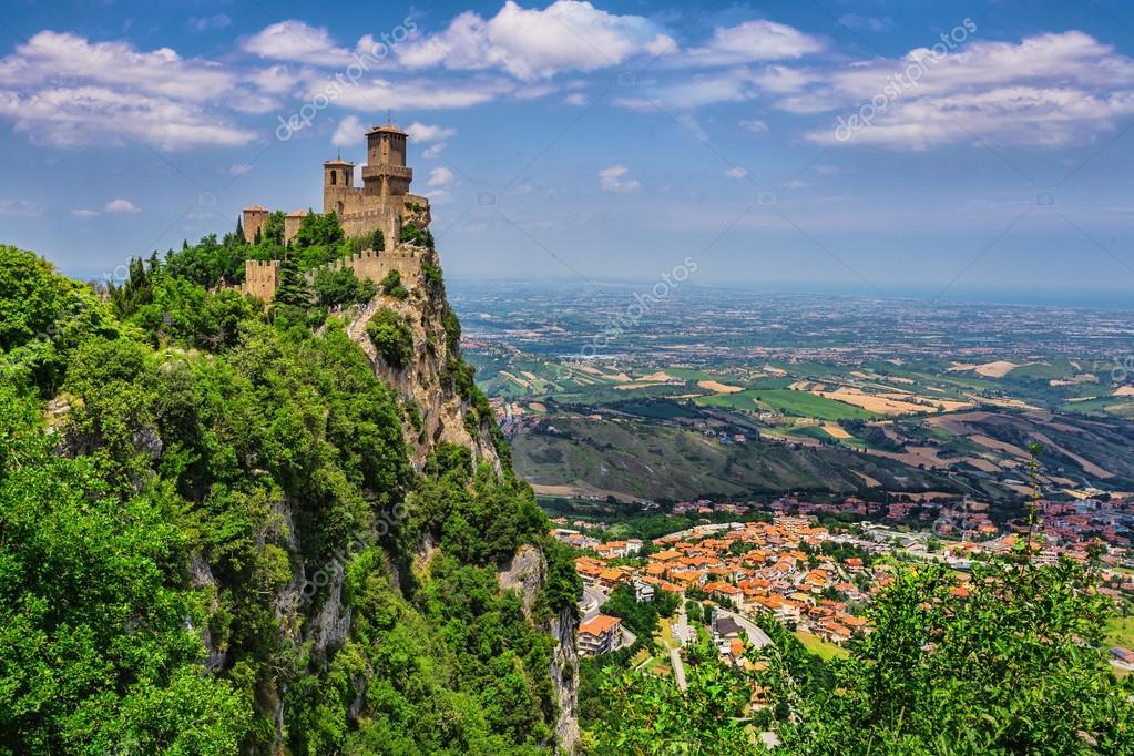 Rocca della Guaita fortress