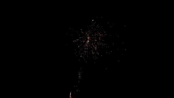 Více Novoroční ohňostroj exploze