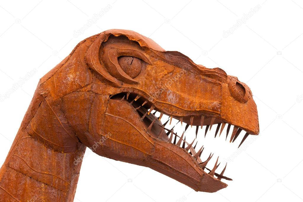 Tyrannus saurus rex dinosaur sculpture stock photo pilens 77603876 tyrannus saurus rex dinosaur sculpture stock photo thecheapjerseys Image collections