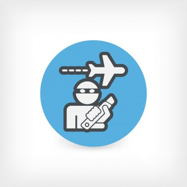 Hijacking aerial