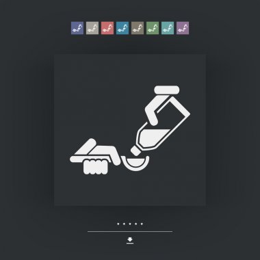 Dose syrup icon