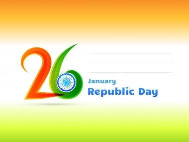 republic day design illustration