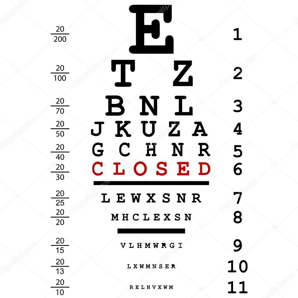 Ensaio ocular óptico imagem vetorial de © hibrida13 #55975663