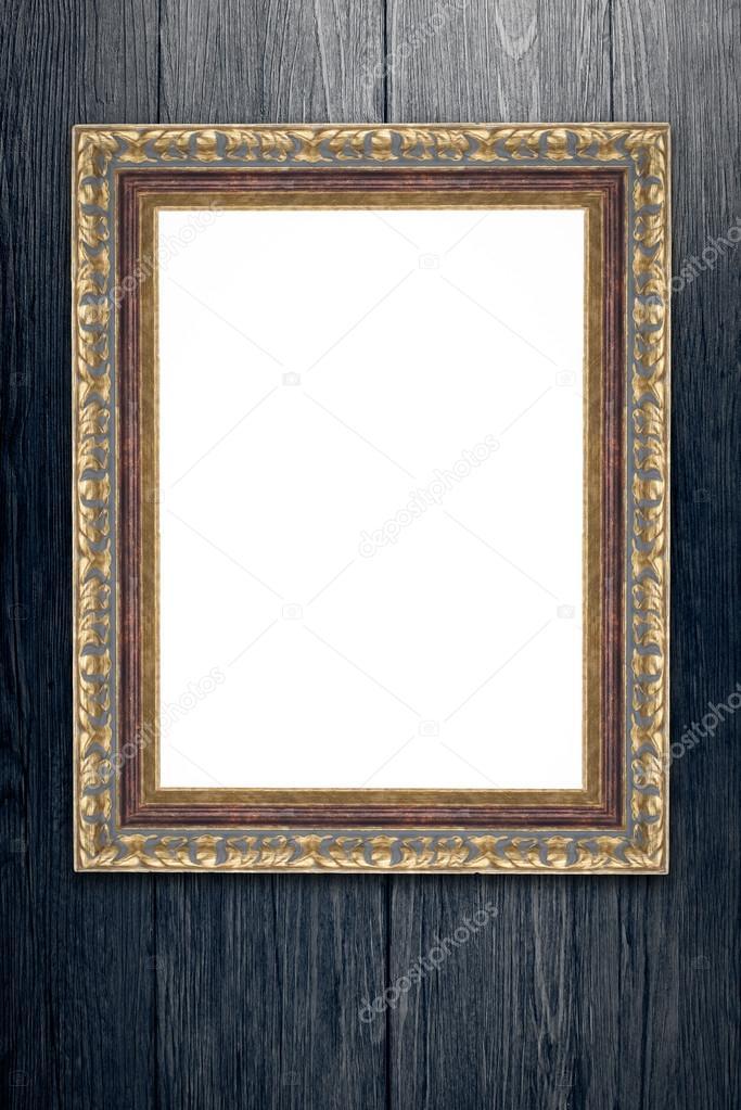 Foto oder Gemälde Rahmen — Stockfoto © homydesign #65843407