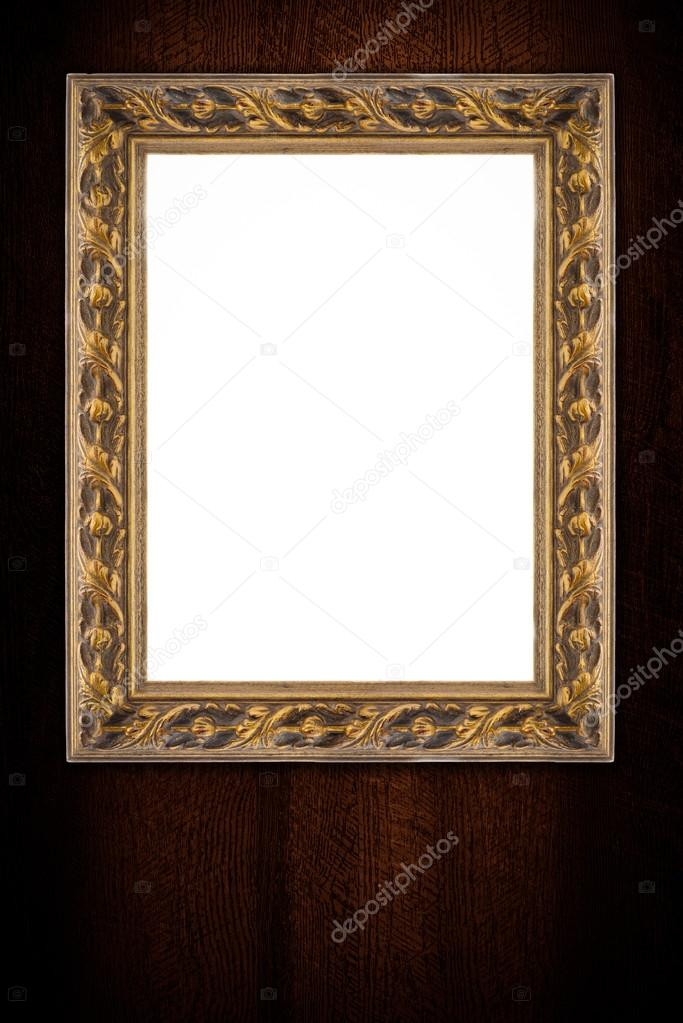 Foto oder Gemälde Rahmen — Stockfoto © homydesign #70224031