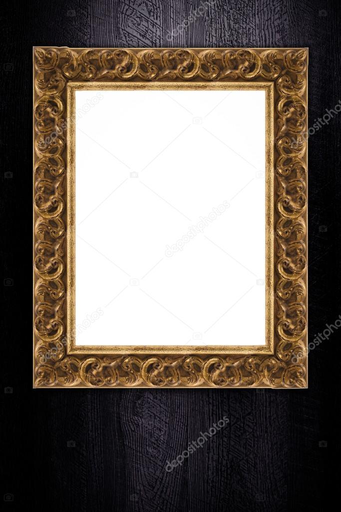 Foto oder Gemälde Rahmen — Stockfoto © homydesign #70334581