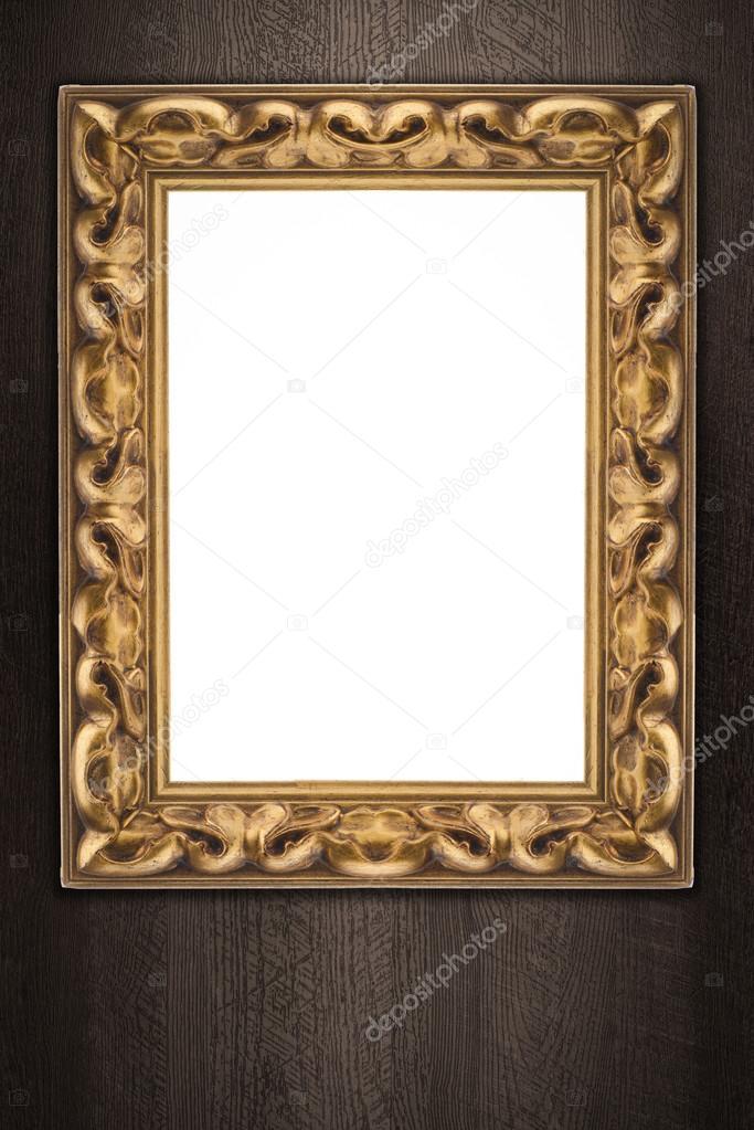 Foto oder Gemälde Rahmen — Stockfoto © homydesign #72011757
