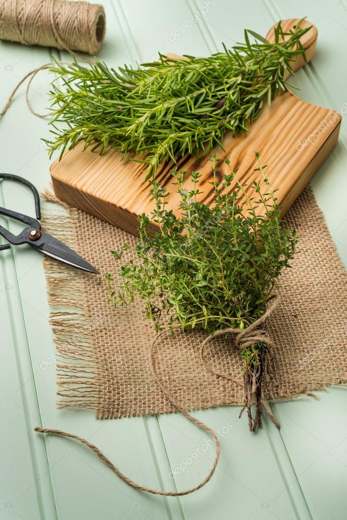 ET THYME ROSEMARY TÉLÉCHARGER