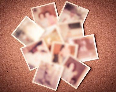Photo Collage Blur