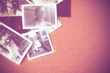 Blur Vintage Photos