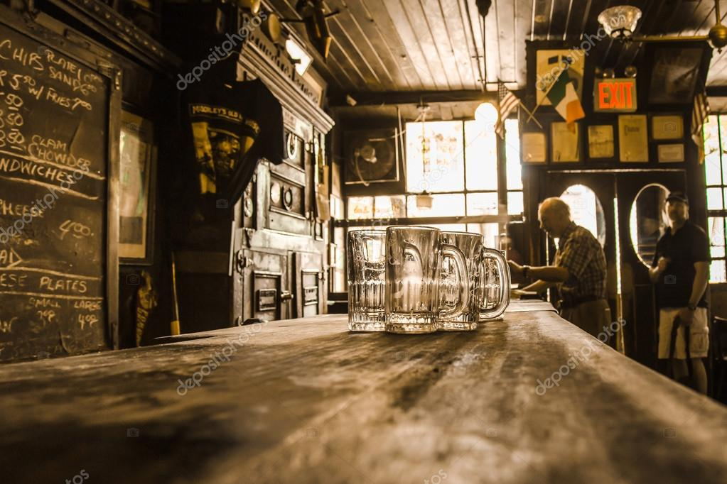 McSorleyu0027s Old Ale House Irish Pub NYC U2014 Stock Photo