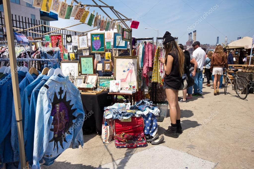 Find Flea Markets and Stock Sale with New Application