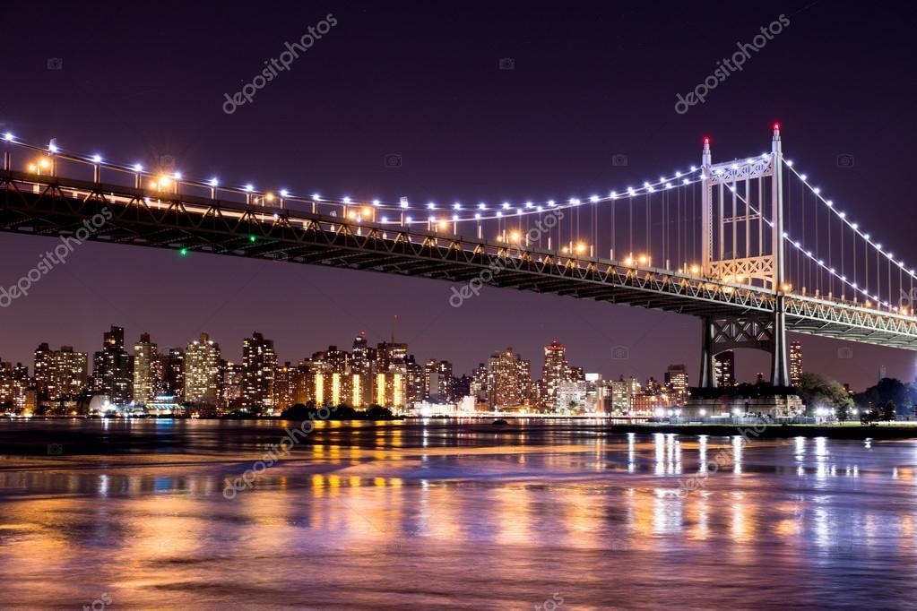 59th Street Bridge NYC Stock Image