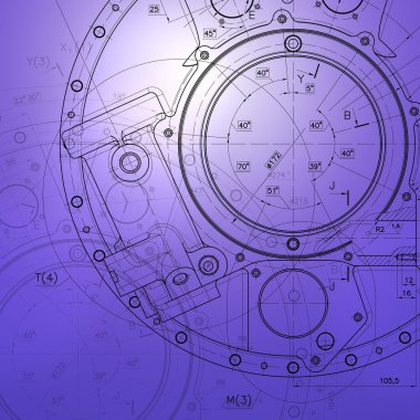Example of  industry document blueprint