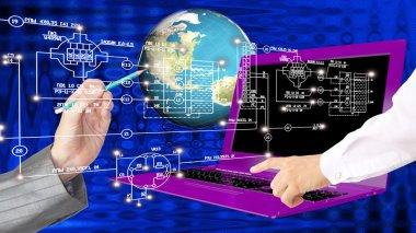 Engineering computer Internet technologies.Generation