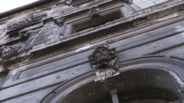 Breslau staré válečné zděný dům
