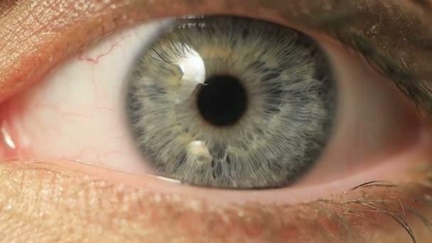 Zblízka ženy neotevřela oči modré