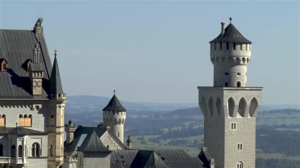 Schloss Neuschwanstein, Bayern, Deutschland.