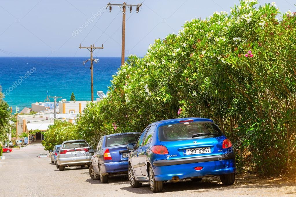 Location de voiture en grece