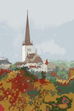 Autumn Tallinn