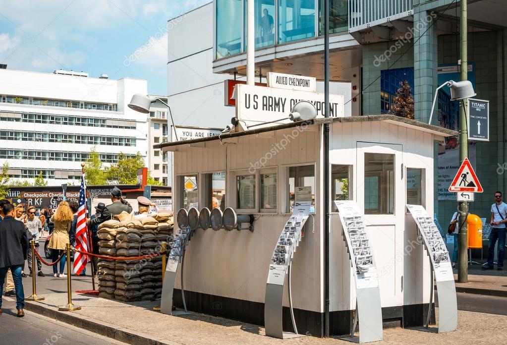погранично контрольный пункт берлин картинки сообщил новом статусе
