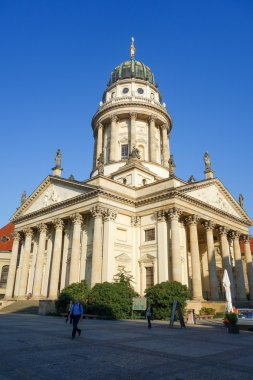Gendarmenmarkt is a square in Berlin, and the site of the Konzer