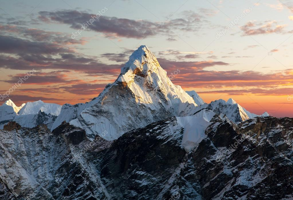 views from mount everest - HD3000×2046