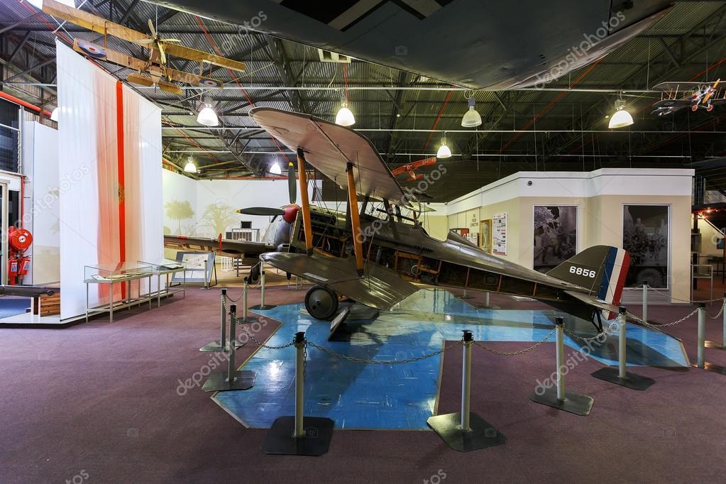 Koninklijke vliegtuig scout experimentele Se5a – Redactionele ...