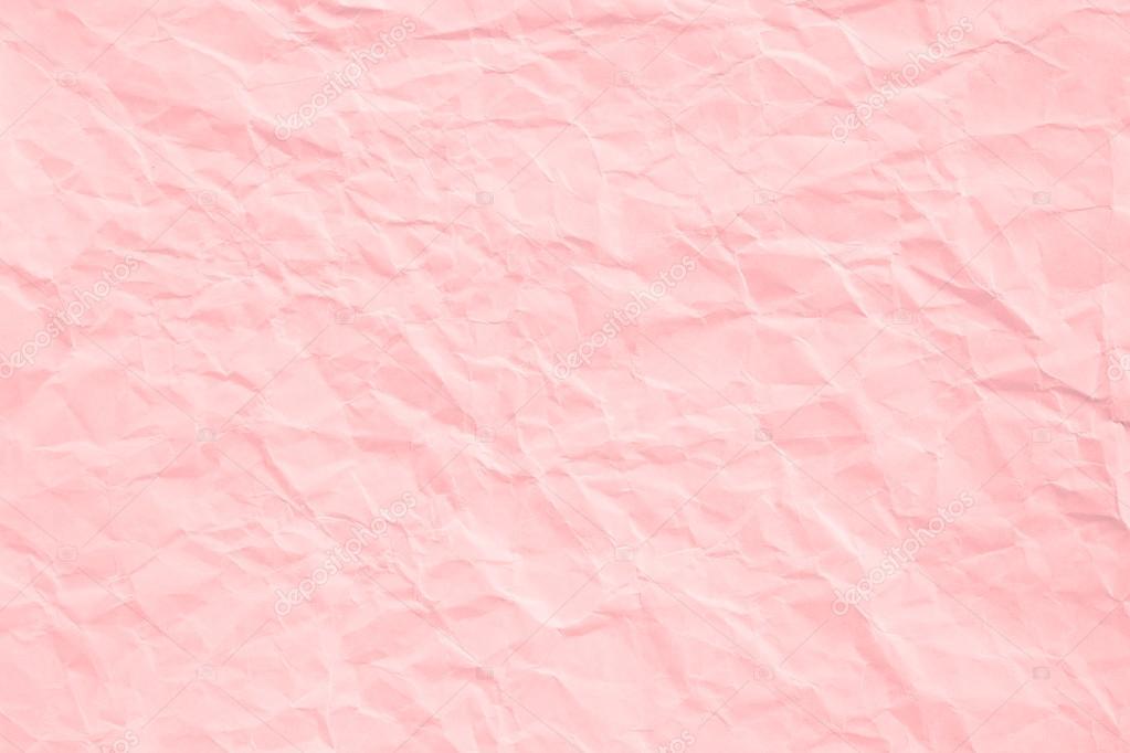 Textura De Papel Amassado De Quartzo Rosa Fotografias De
