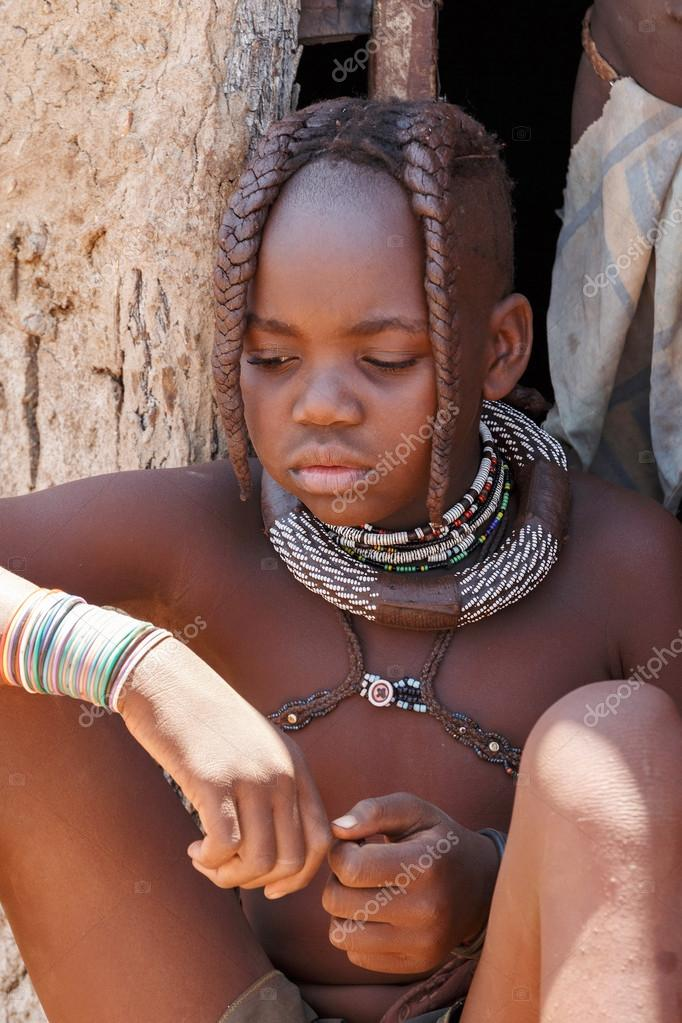 Unidentified Child Himba Tribe In Namibia  Stock Editorial Photo  Artush 59939465-2800