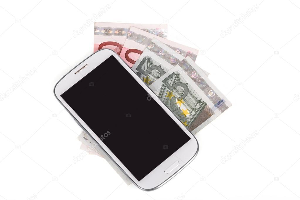 Geld voor je oude mobiel
